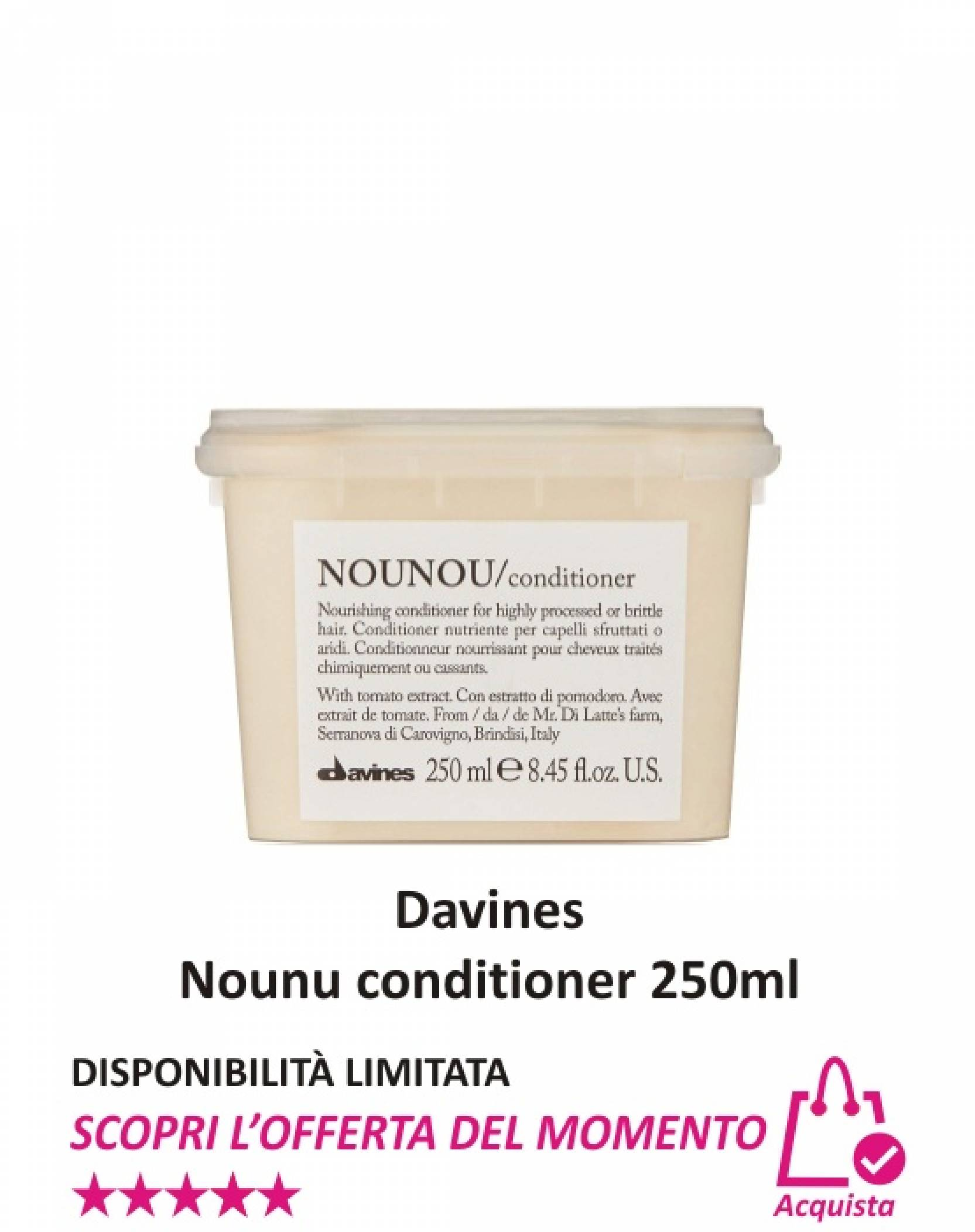 Davines Nounu Conditioner 250 ml