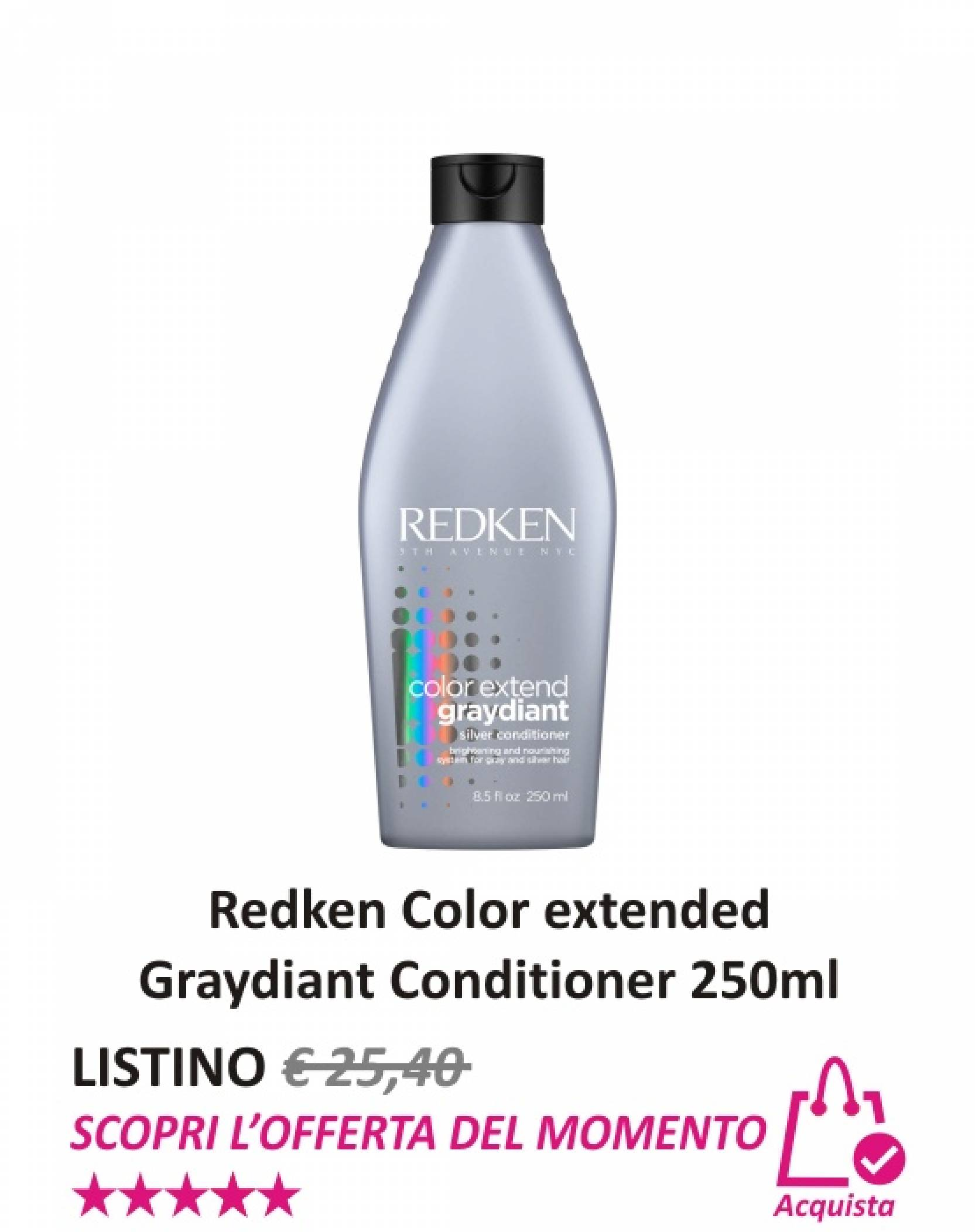 Redken Color extended Graydiant Conditioner