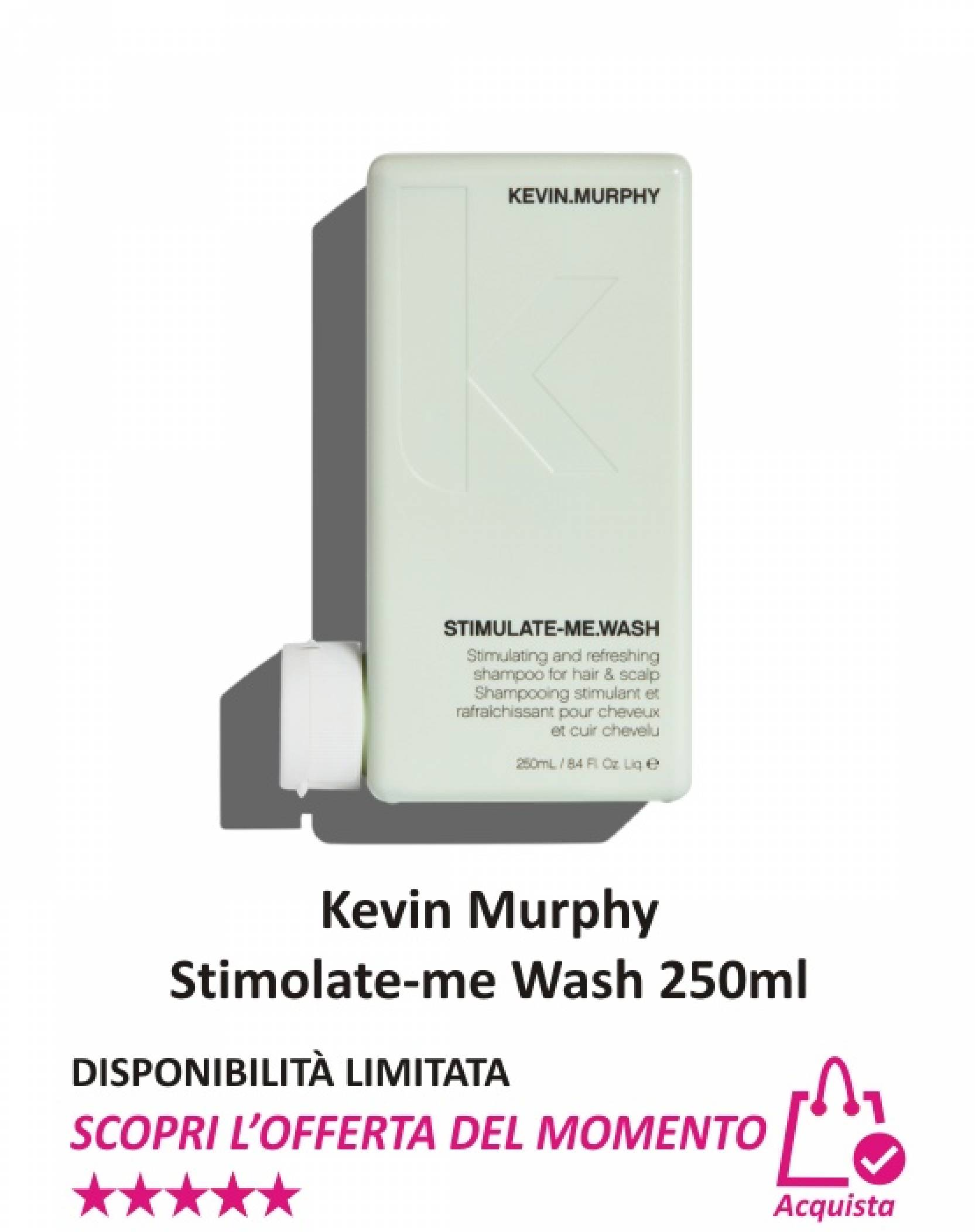 Kevin Murphy Stimolate Me Wash 250 ml