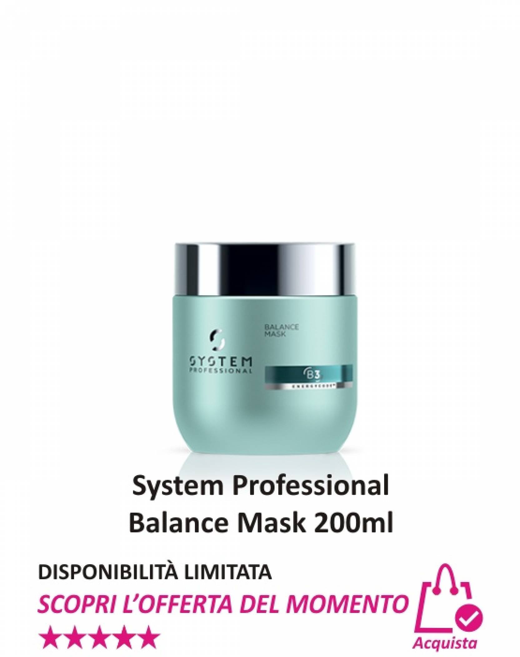 System Professional Balance Mask 200 ml