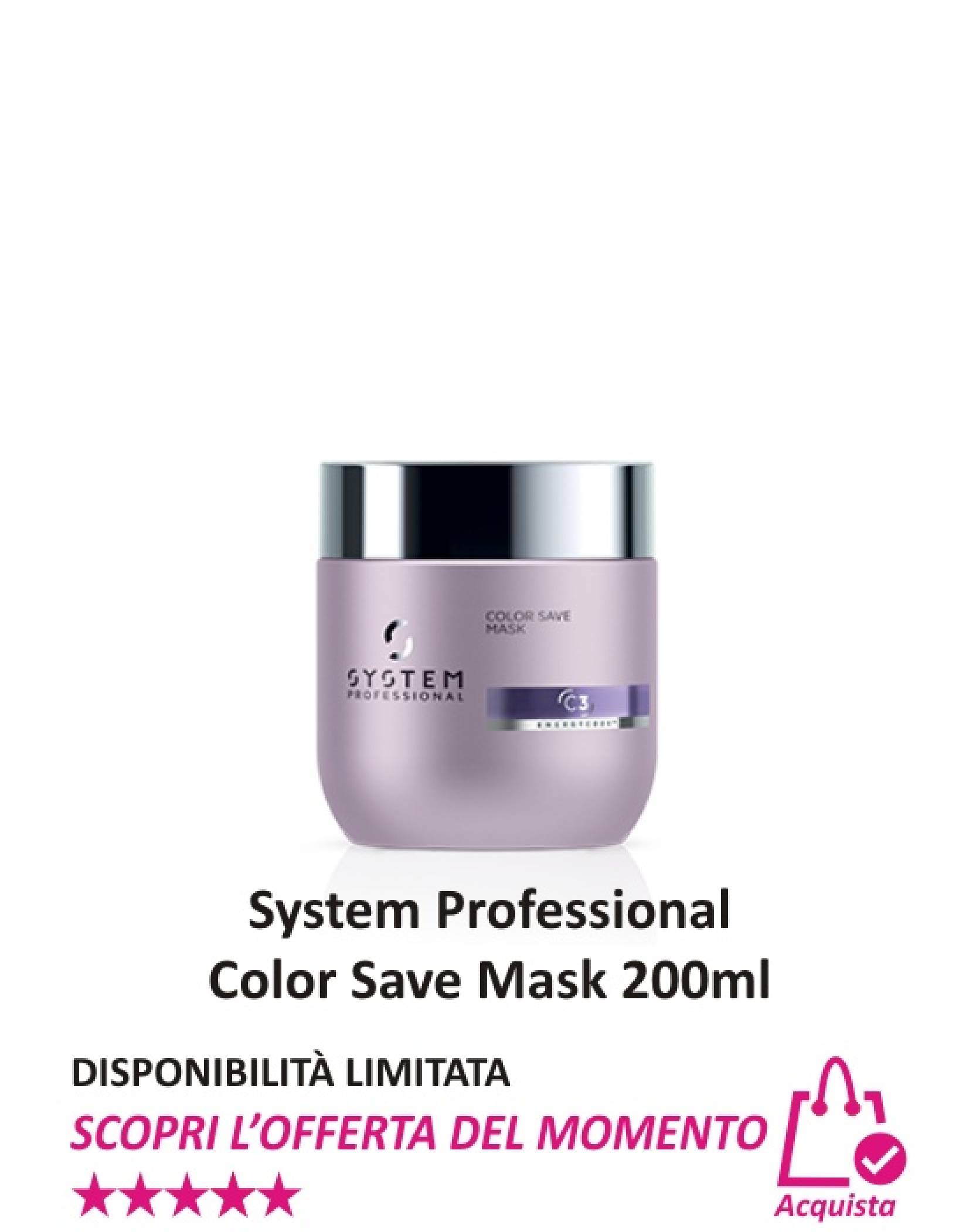 System Professional Color Save Mask 200 ml