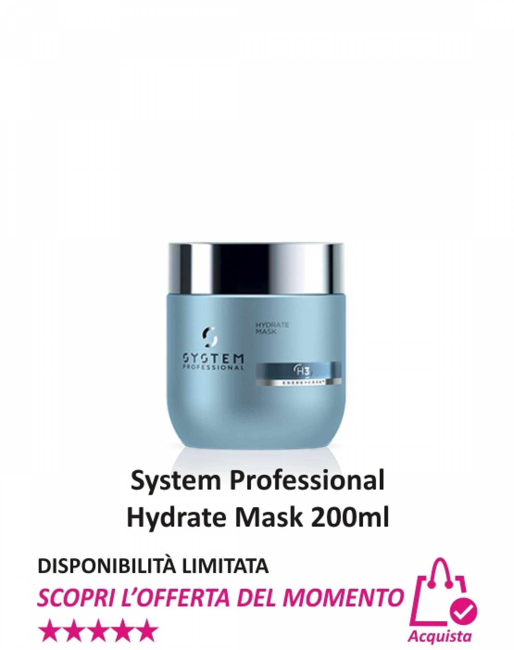 System Professional Hydrate Mask 200 ml
