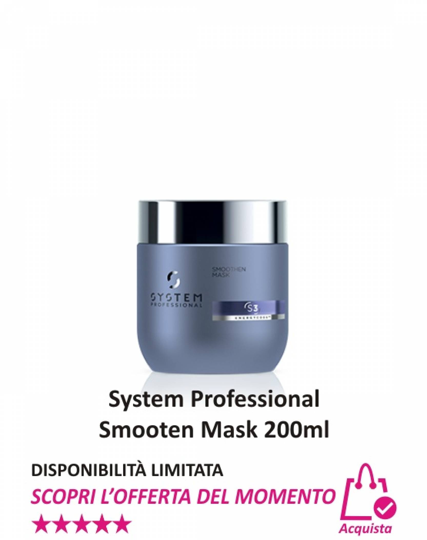 System Professional Smooten Mask 200 ml