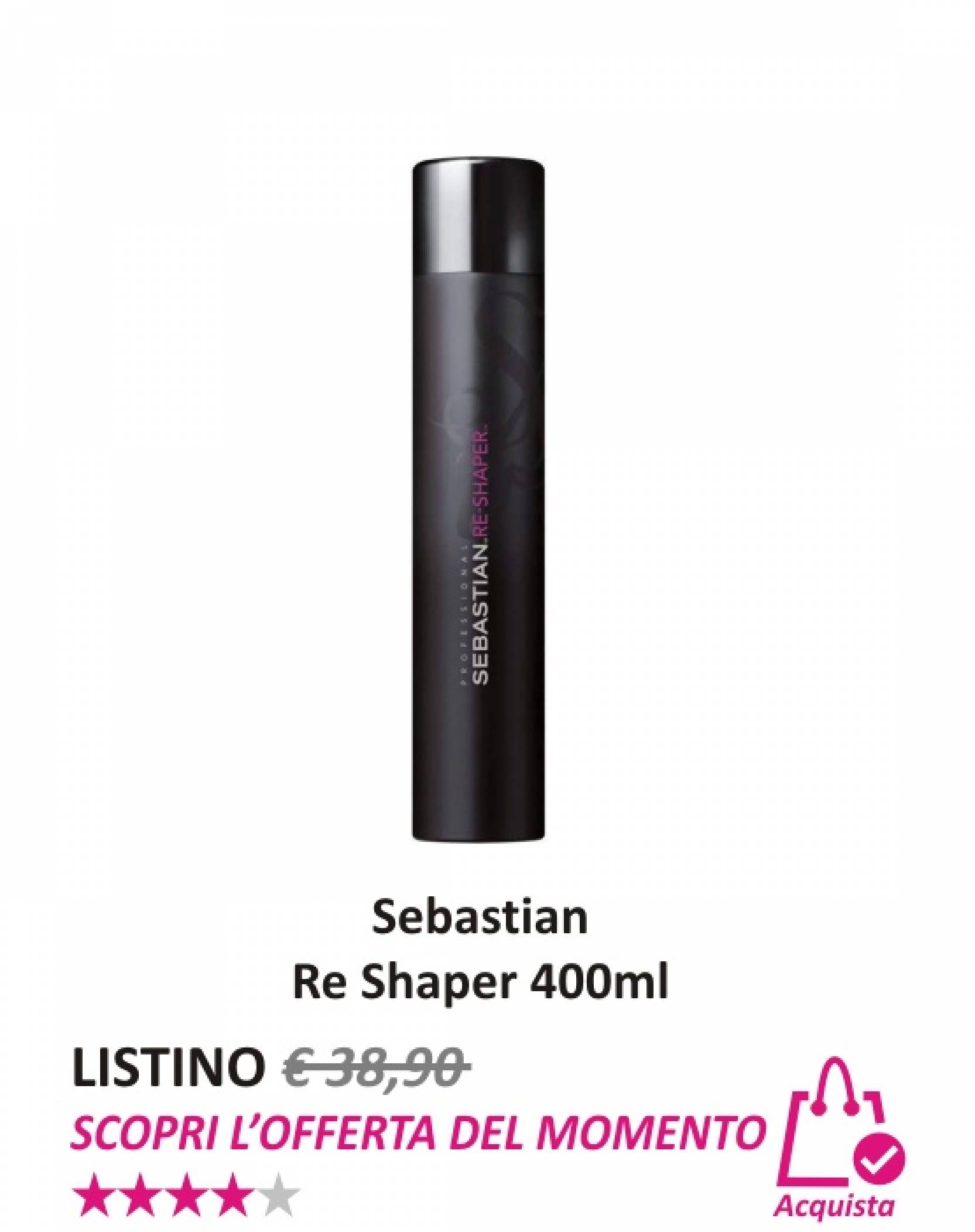 Sebastian Re Shaper 400 ml