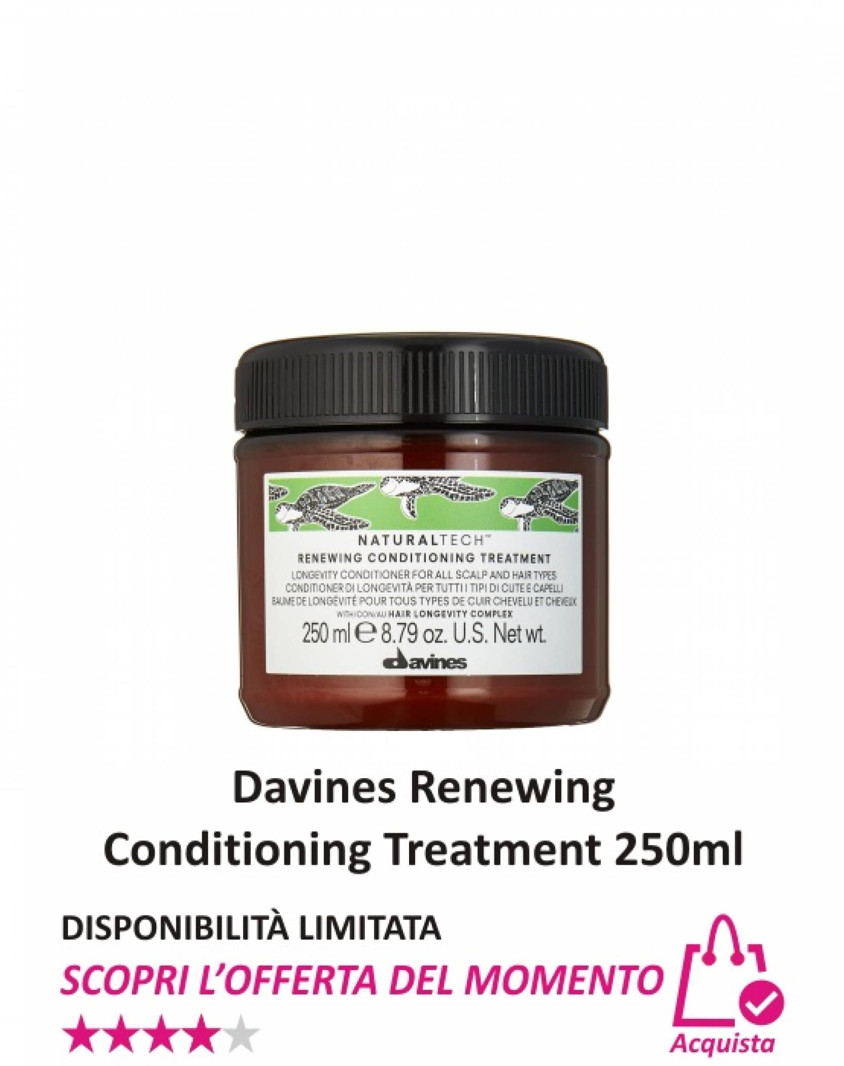 Davines Renewing Conditioning Treatment 250 ml