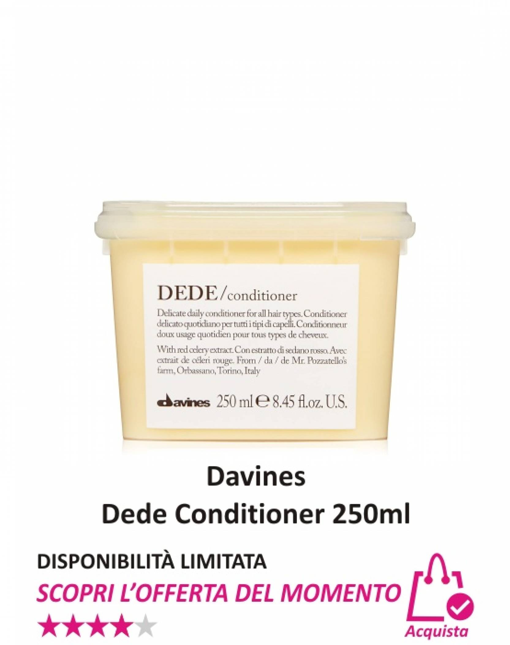 Davines Dede Conditioner 250 ml